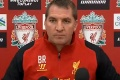 Brendan pre-Wigan press