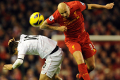 Shelvey hits the bar