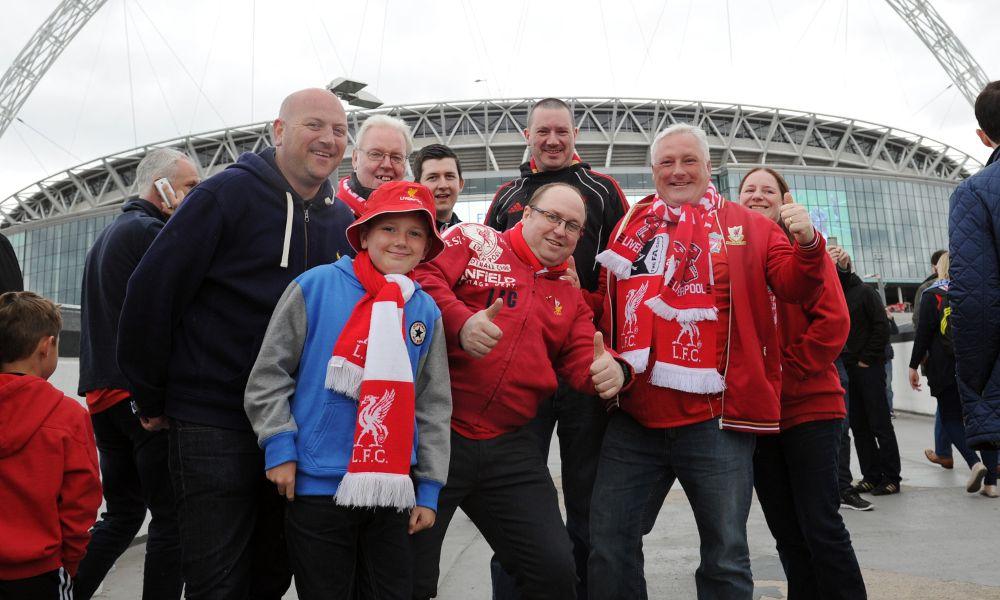Tampil di Wembley, laga Spurs-LFC akan hadirkan nuansa berbeda