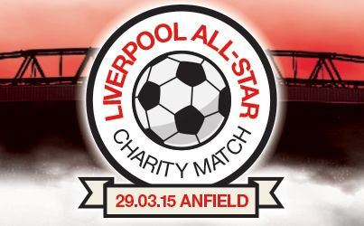 Liverpool All-Star Charity Match, an LFC Foundation event.