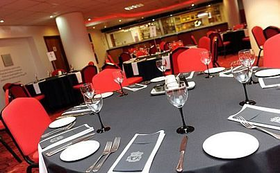 Matchday Hospitality for 2014/15