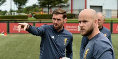 """Gillespie privileged to deliver """"unique and authentic"""" LFC experience"""