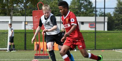 LFC launch new residential courses with Challenger Sports