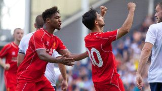 PNE 1-2 LFC: Suso brings Reds level