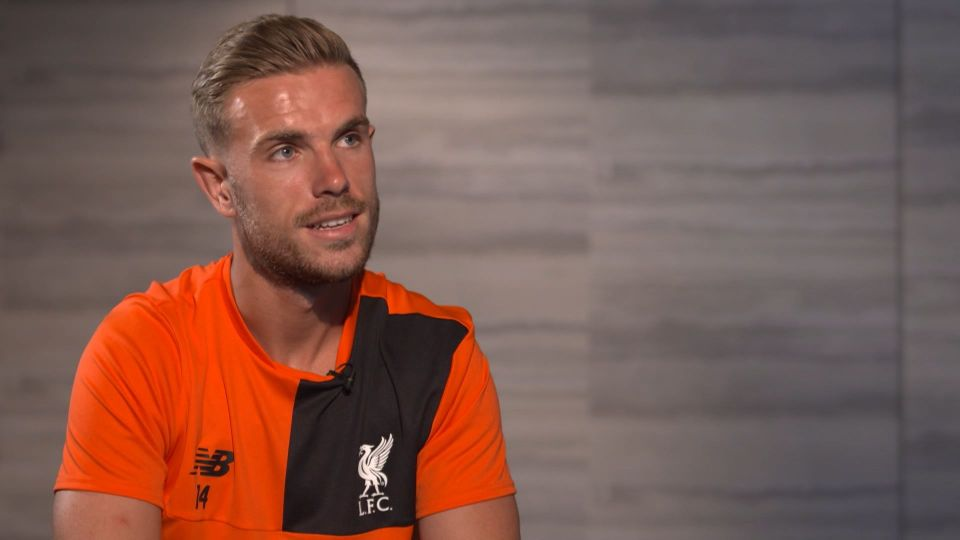 Jordan Henderson: The Big Interview