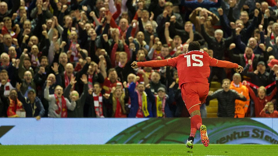 Watch: Highlights of the Reds' semi-final win over Villarreal