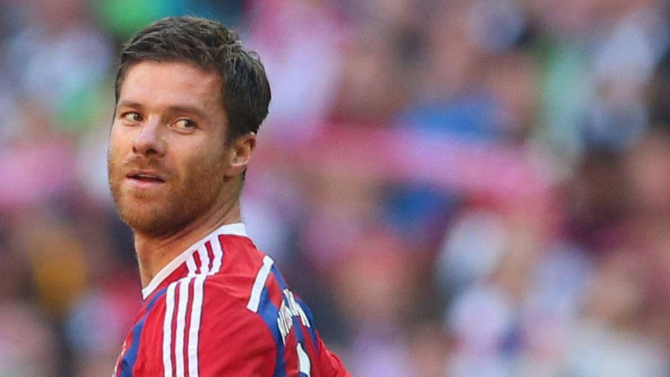 Xabi Alonso special feature