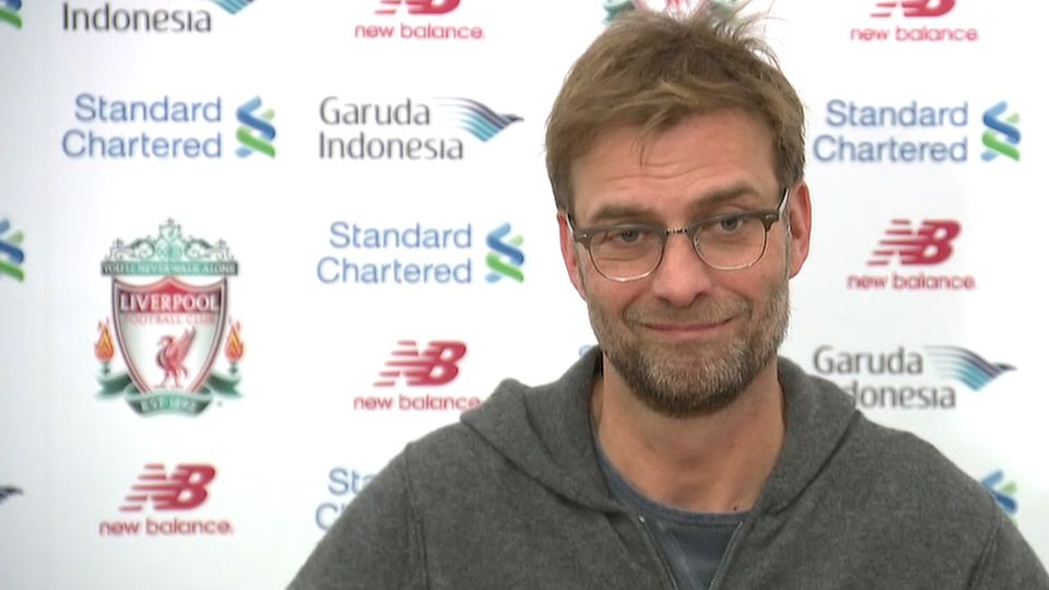 Klopp on Aston Villa, Coutinho and the condition of his squad