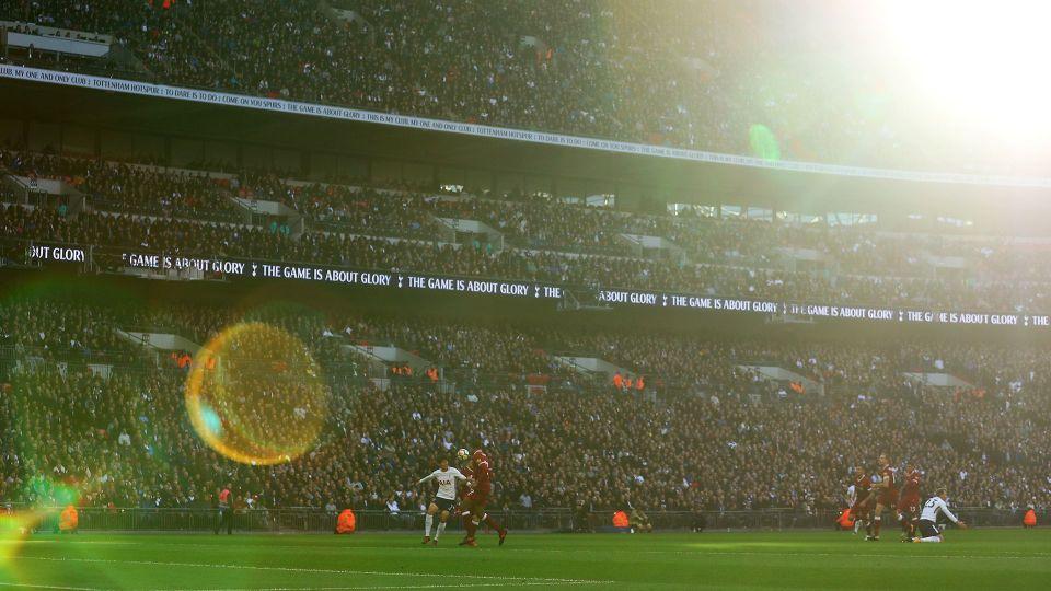 Highlights: Tottenham v LFC