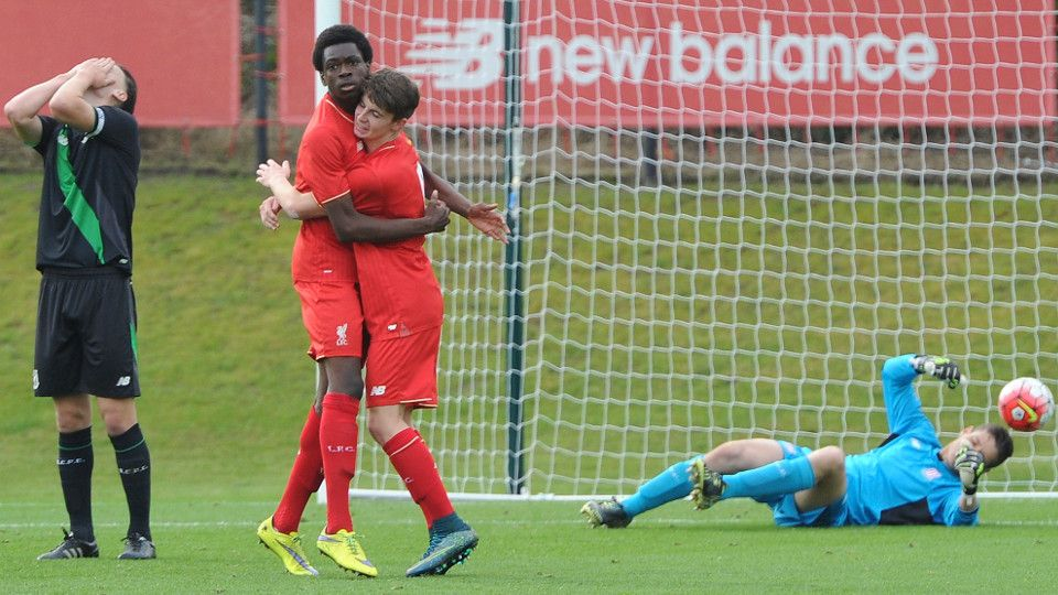 U18s v Stoke: Highlights