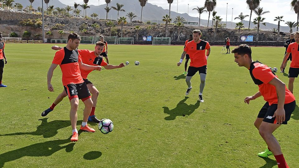 Inside Training: Behind-the-scenes in Tenerife
