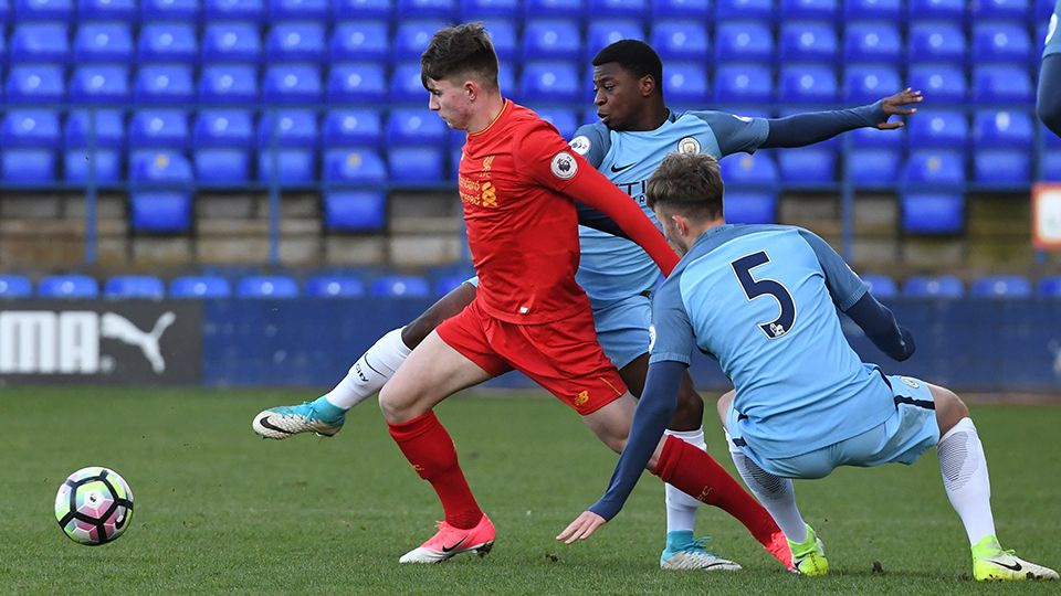 Highlights: U23s 3-2 Man City