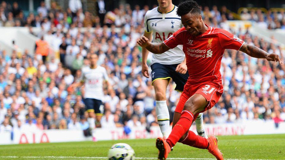 LFCCTV: Sterling v Tottenham