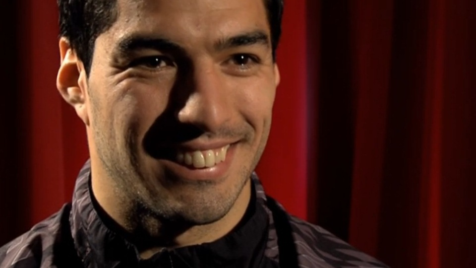 Luis Suarez exclusive: Part three