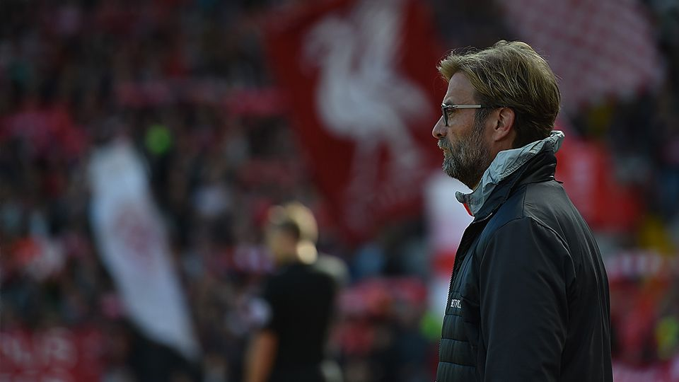Klopp's thoughts on young bench and Palace defeat