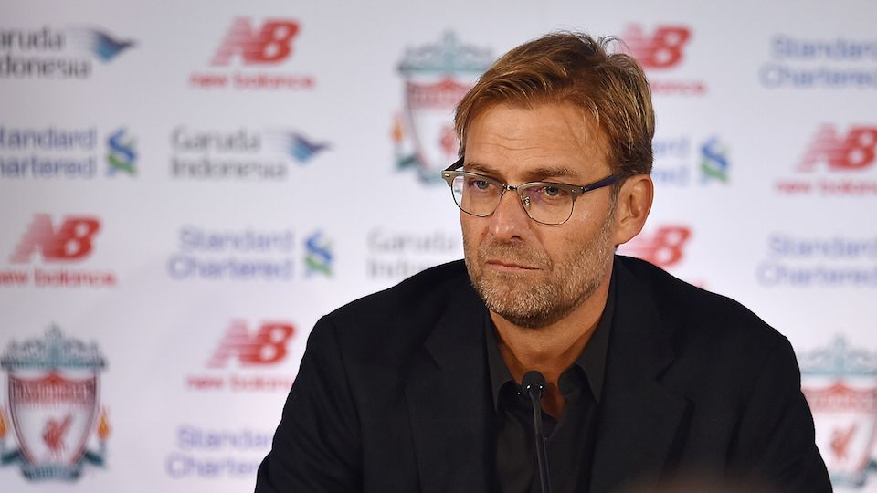 Klopp's first press conference