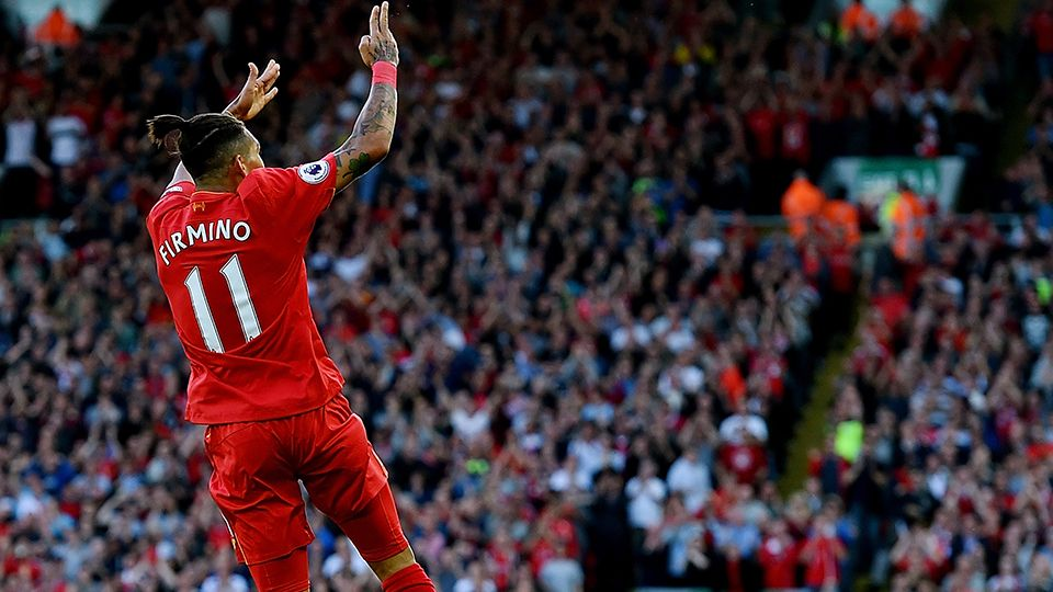 Firmino on celebrations, defensive duties and finding the net