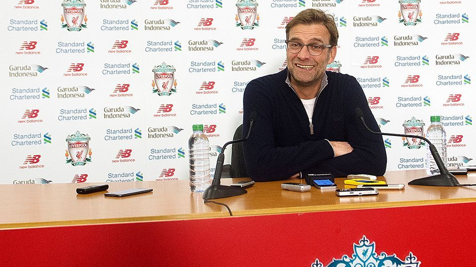 Klopp on team selections and confidence levels