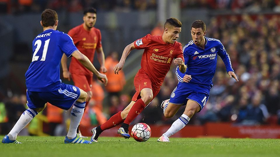 LIVE 3.30am BST: LFC v Chelsea