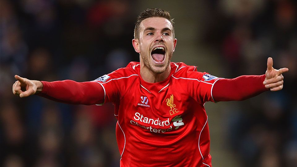 Top 10: Jordan Henderson's best goals
