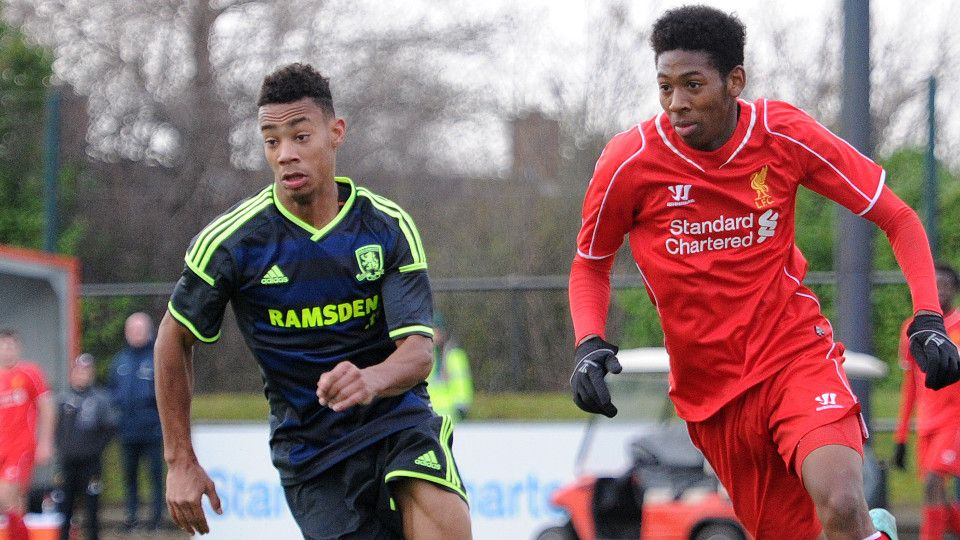 U18s 4-1 Boro: Highlights