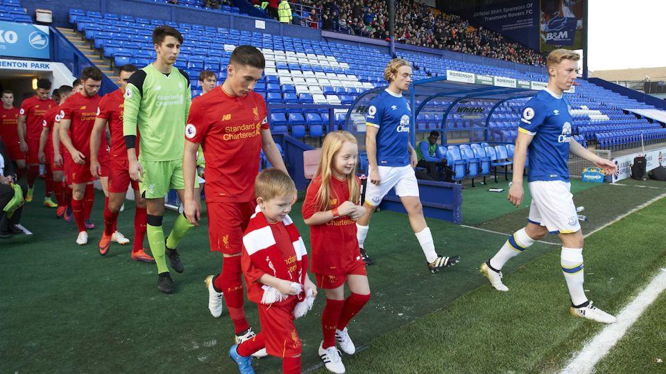 Highlights: U23s triumph in the mini-derby