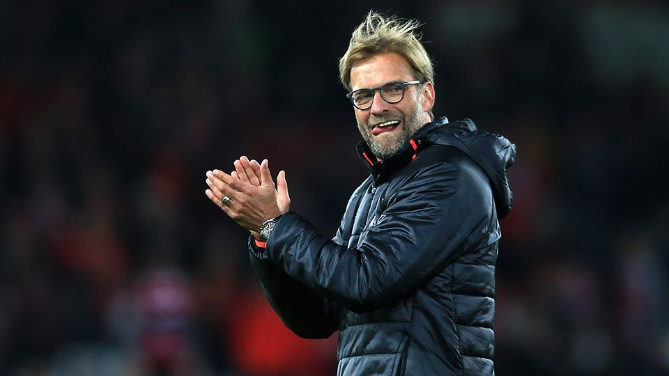 Klopp reacts to West Brom win