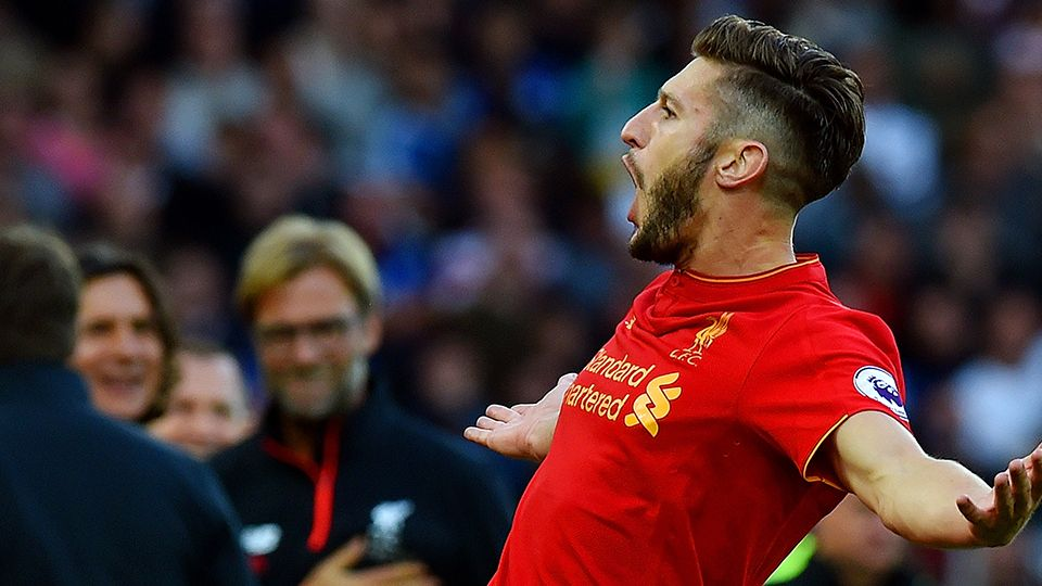 Adam Lallana: The first 20 goals