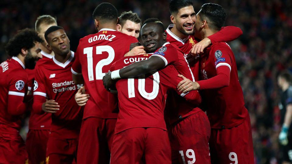 Highlights: LFC 7-0 Spartak Moscow