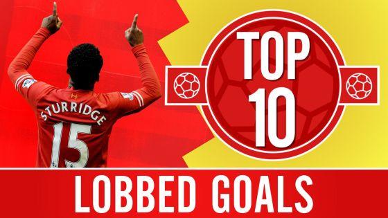 VIDEO Top 10: Gol tendangan lambung terbaik