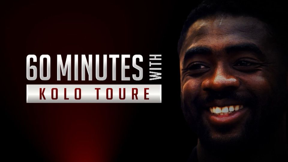 60 Minutes with Kolo Toure