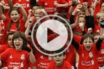The first community-driven Standard Chartered coaching event for 2011 took place in East London as 100 young children were taught the basics of the 'Liverpool way'.