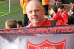 Steve Parry is the Standard Chartered Fan of the Month for October.