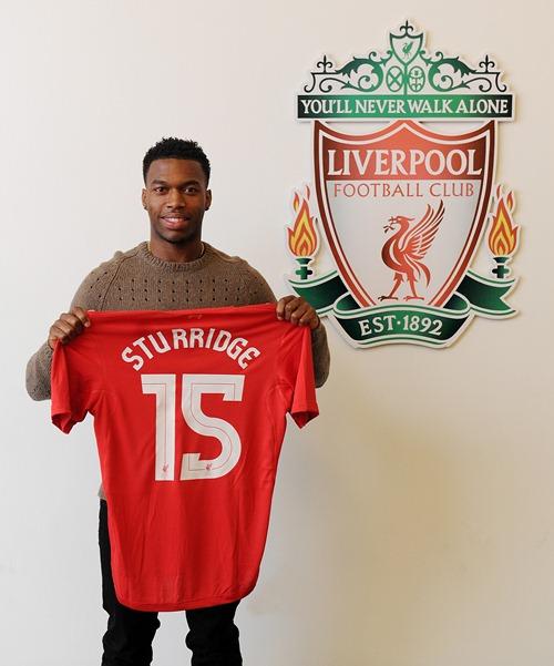 Daniel Sturridge (Liverpool FC)