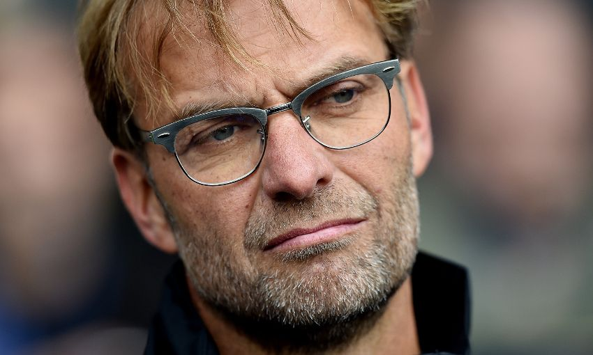 Klopp I M Satisfied With First Lfc Game Liverpool Fc