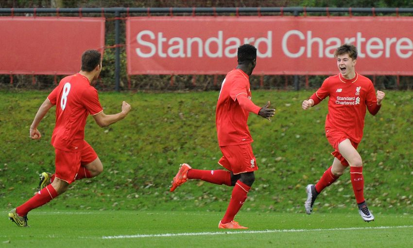 Reds earn hard-fought mini derby victory - Liverpool FC