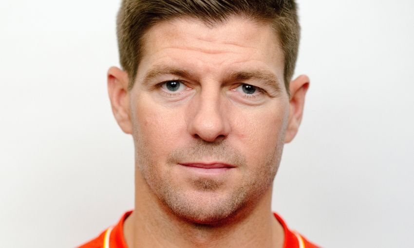 Gerrard I Want To Enjoy It But I Also Want To Win