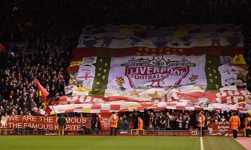 Perencanaan Harga tiket Baru di Anfield