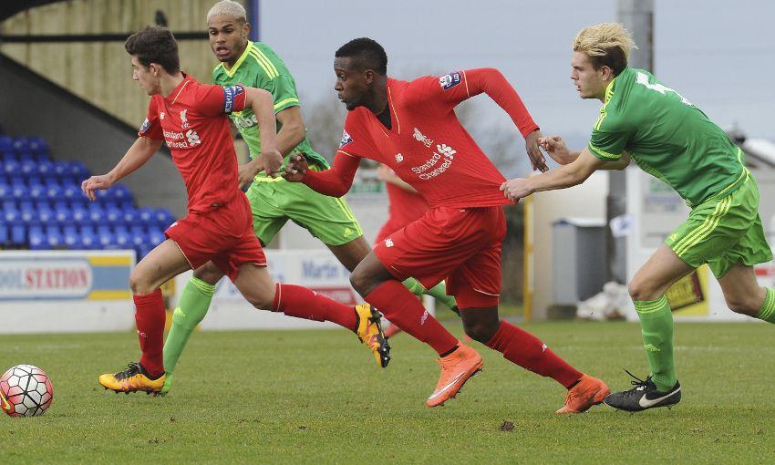 fitur origi sebagai U21s Kalah Dari Sunderland