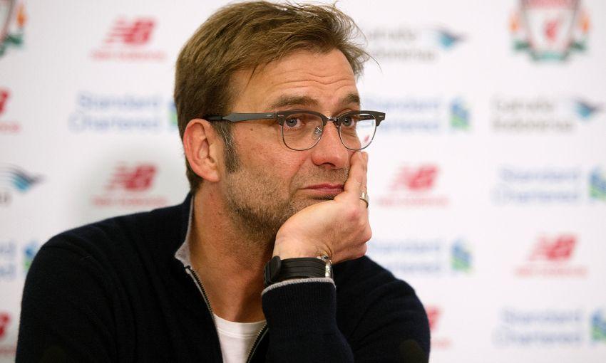 Jurgen: Reds Hanya ingin Menang diajang Sepak Bola