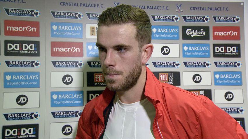 Henderson: Liverpool Tidak akan Pernah Menyerah