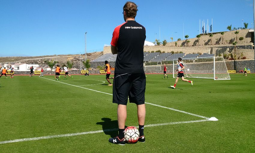 Kloop: Tenerife sudah membawah keluarga dan pemain nya