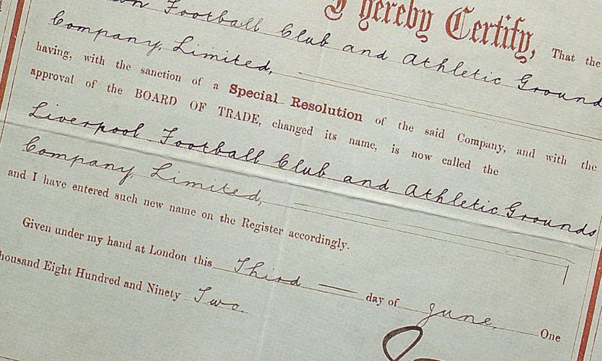 LFC birth certificate