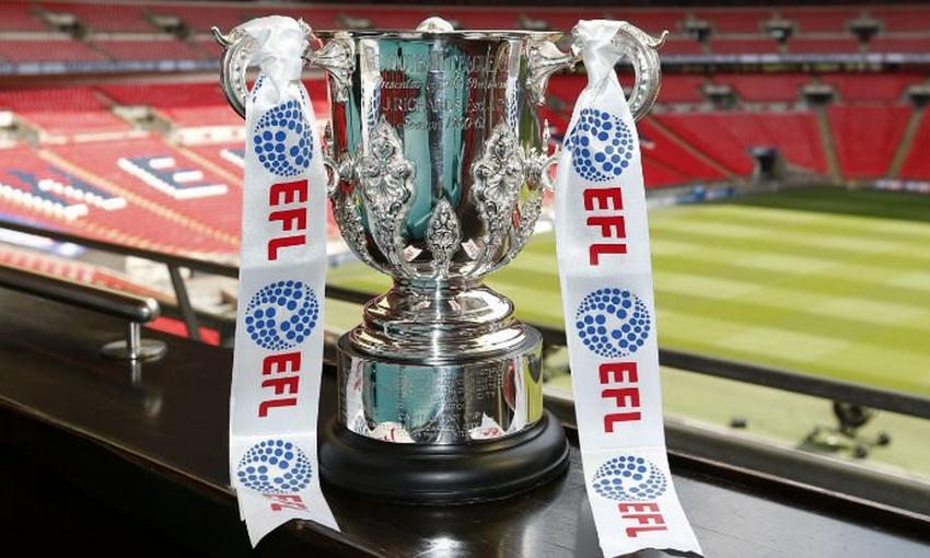 Liverpool enfrenta o Derby County na terceira fase da Copa da Liga