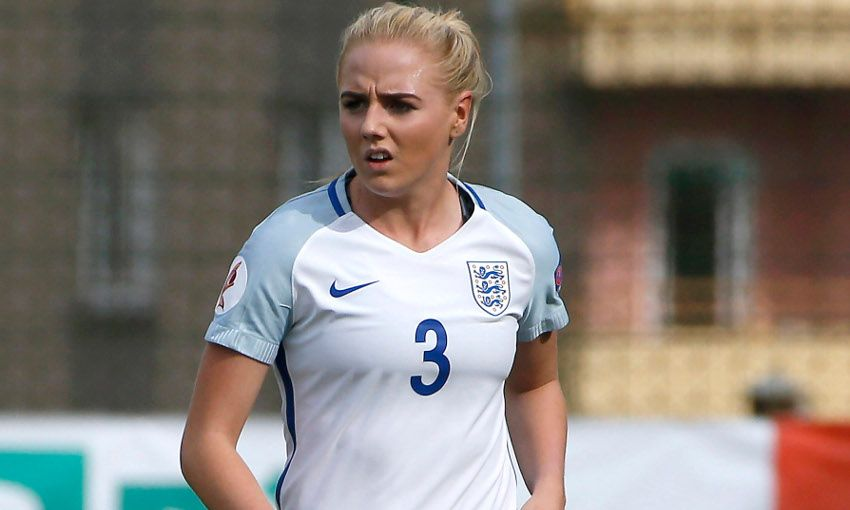 Alex Greenwood Up For England Honour Liverpool Fc