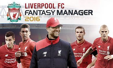 Liverpool FC Fantasy Manager