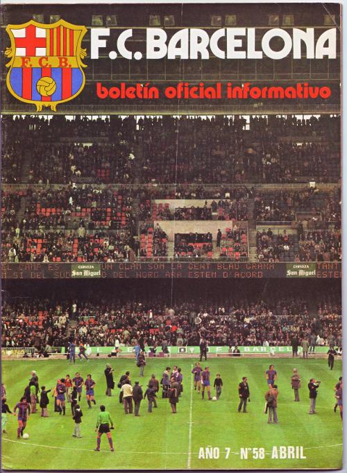 Reds menang di Barcelona: Pada 40 Tahun