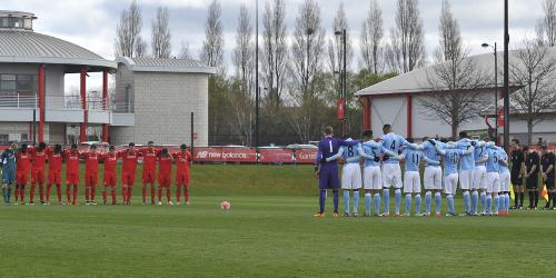 U18s Dikalahkan oleh City di Akademi Reds