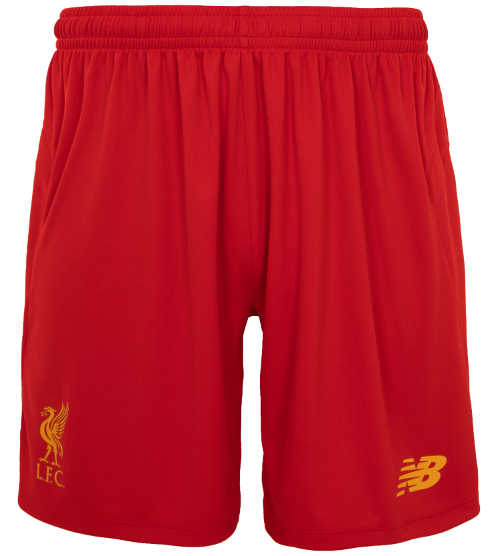 huge discount 029f1 419ed Revealed: Liverpool FC's brand new home kit for 2016-17 ...