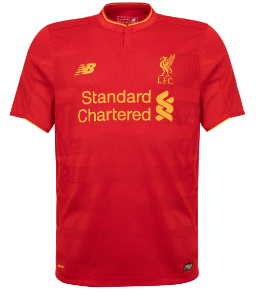 Click here to order the brand new home strip and get free delivery now  .  2016-17 Liverpool ... 7eba107db